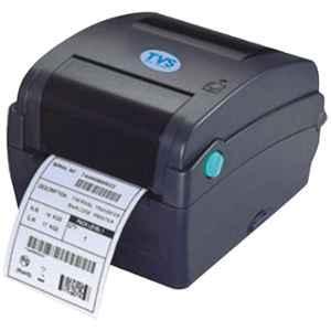 TVS LP46 Plus Black Barcode Printer