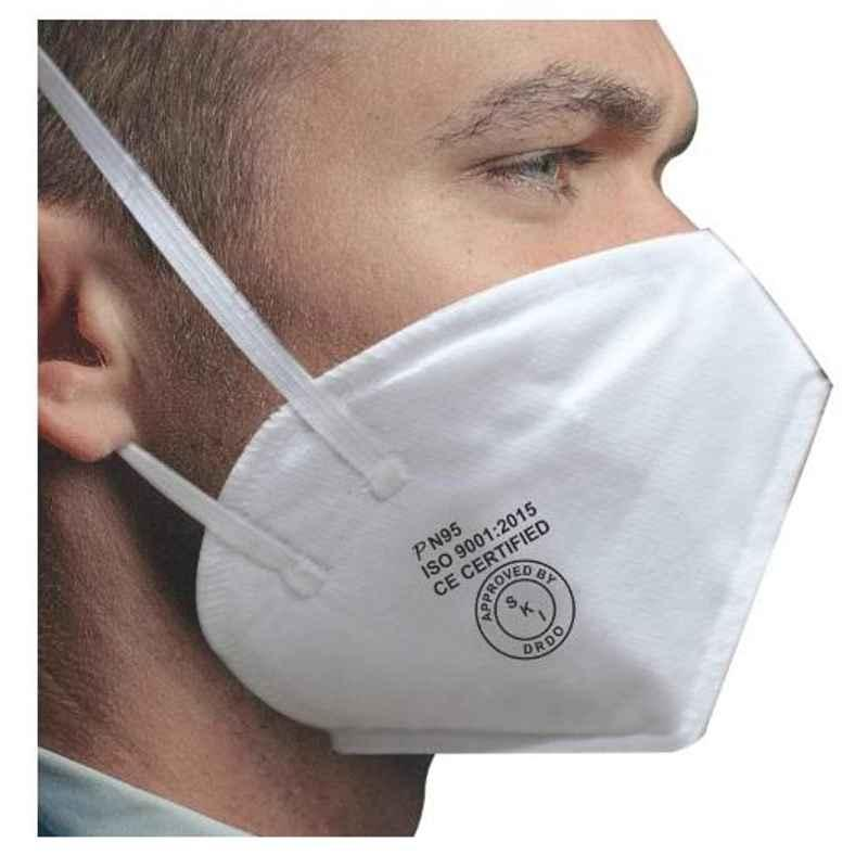 Oriley KL-N95 DRDO Approved Face Mask with Breathing Valve