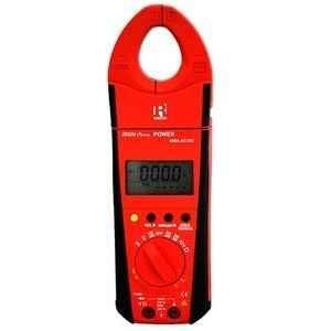 Rishabh Rish clamp 400A Digital Power Clamp Meter 400 A 999.9 V