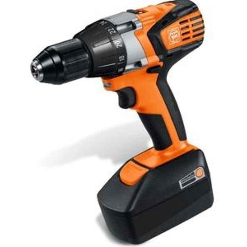 Fein ABS 18 Li-ion 4 Ah Battery Two Speed Cordless Drill