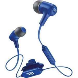 JBL Live 25BT Blue in the Ear Bluetooth Headset with Mic, JBLLIVE25BTBLU