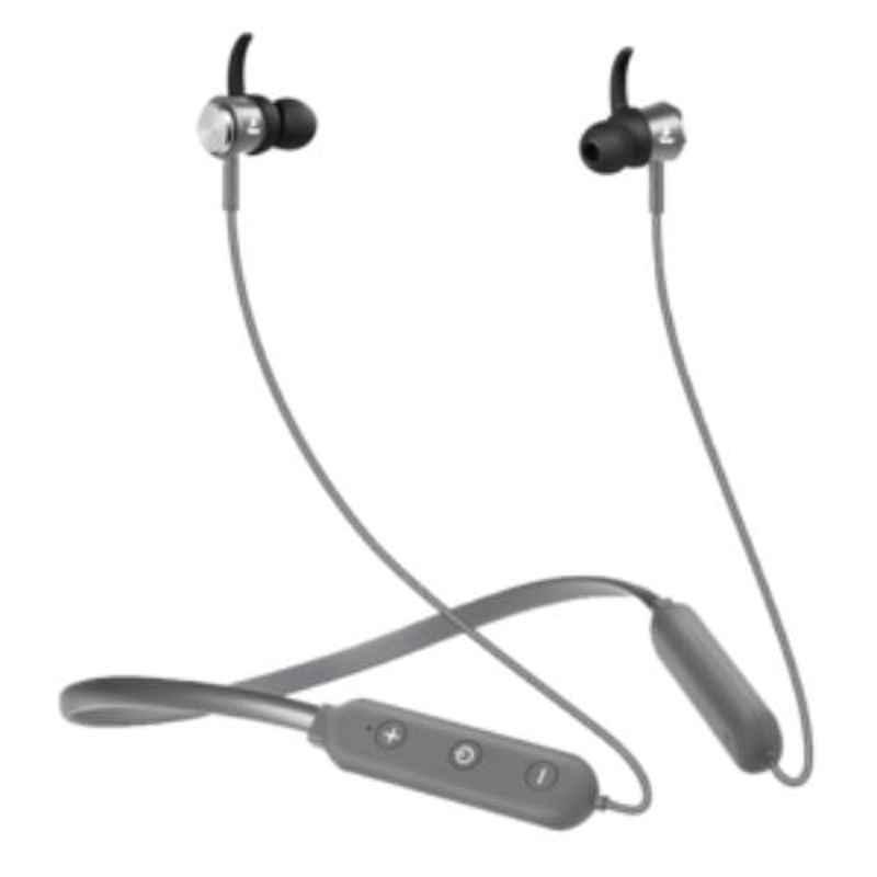boAt Rockerz 275 V2 Grey Wireless Headset with Mic