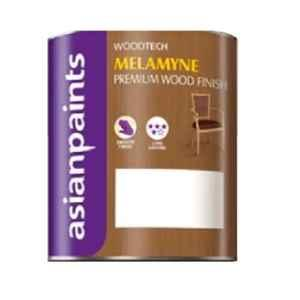 Asian Paints 1L Woodtech Melamyne Glossy Finish for Wood Surfaces, 1789-Glossy
