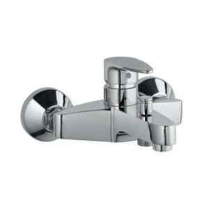 Jaquar Vignette Prime Black Chrome Single Lever Wall Mixer with Provision for Hand Shower, VGP-BCH-81119