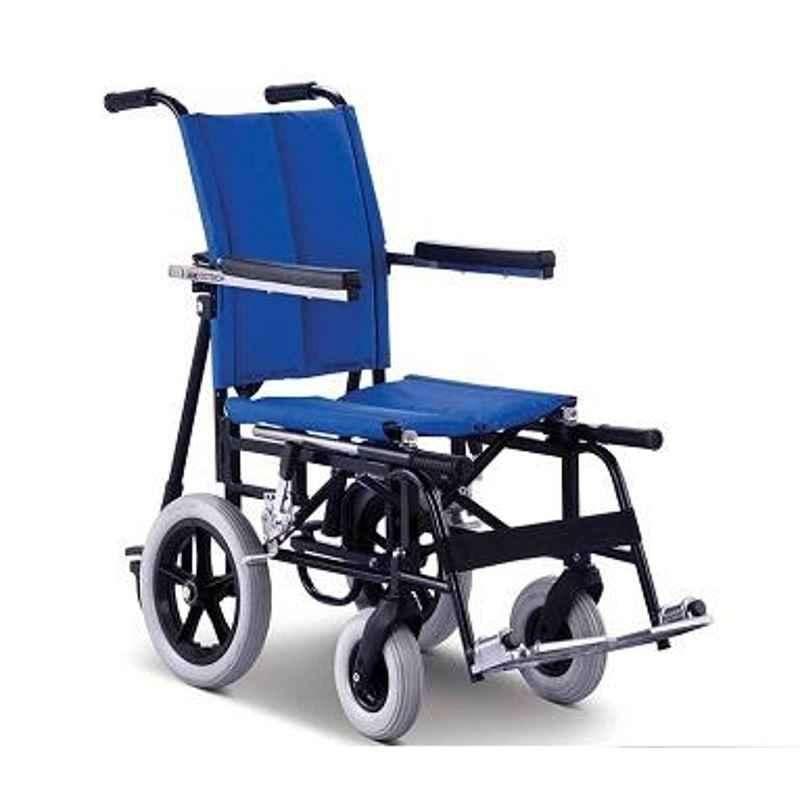 Ostrich Mobility A125 SS Manual Wheelchair, 96x45x94 cm