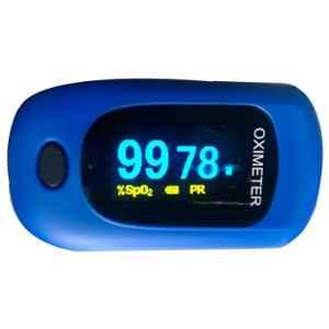 Dr. Morepen PO-12A Fingertip Pulse Oximeter with OLED Display
