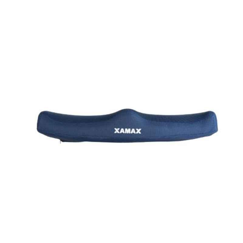 Xamax Coccyx Pro Plus Blue Orthopedic Seatrest Use for Chair, BTT304-BLU