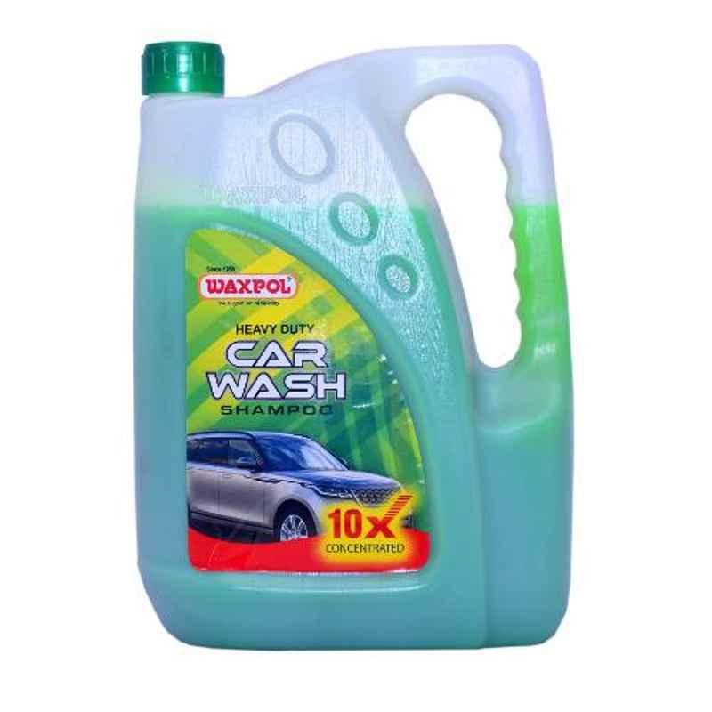 Waxpol 4L Heavy Duty 10x Concentrate Car Wash Shampoo, CHD630
