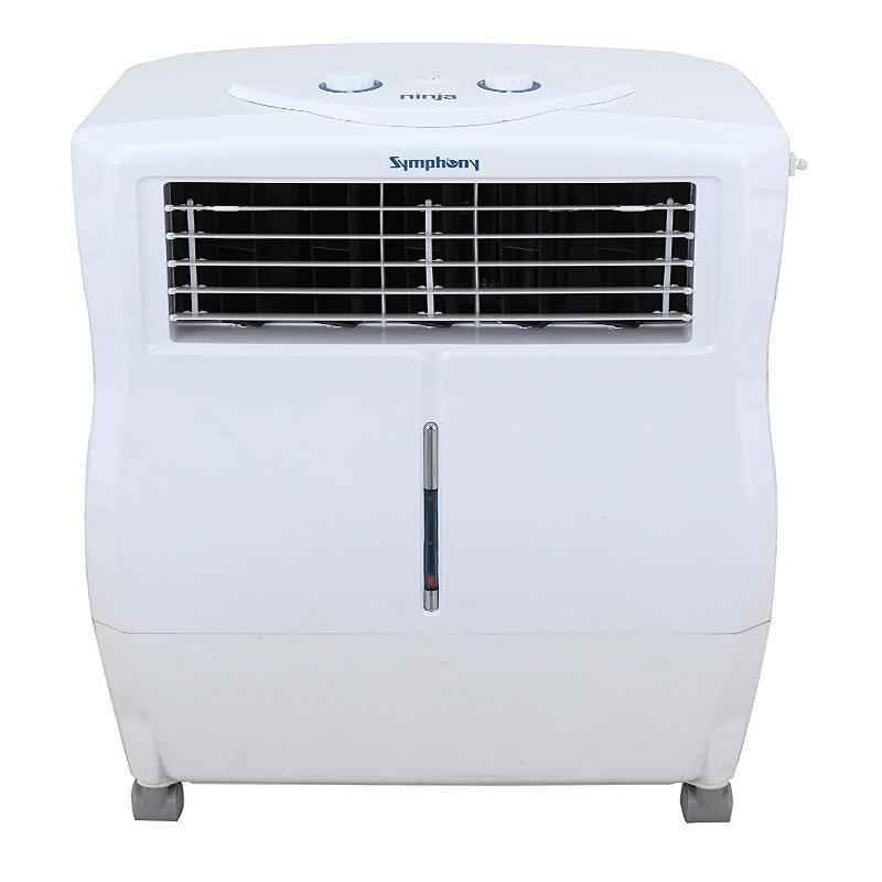 Symphony Ninja 17 Litre 105W White Air Cooler