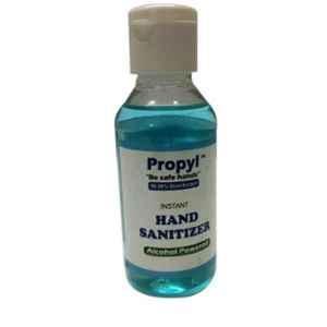 Propyl 100ml 75% Isopropyl Alcohol (IPA) Liquid Based Hand Sanitizer (Pack of 5)