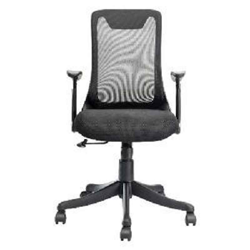 Span Seating Workstation Chair ARC Indian Black