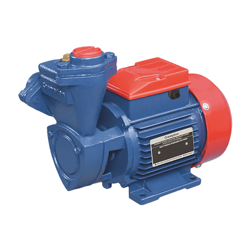 Crompton Mini Cruz-I 1HP Single Phase Self Priming Water Pump