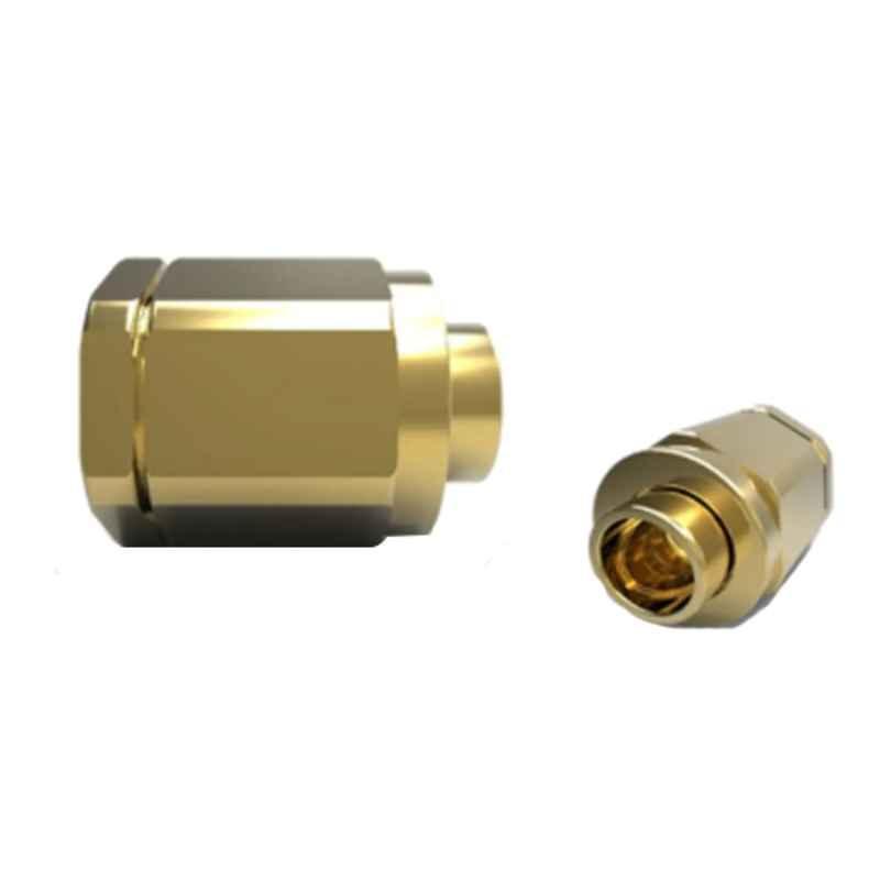 Hawke 482 M20xM20 Brass Nickel Plated Female to Female Union