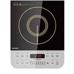 Philips Viva Collection 2100W HD4928/01 Black Induction Cooker with 1 Year Warranty