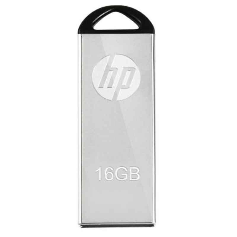 HP V220W 16GB Silver USB 2.0 Pen Drive