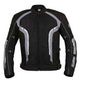 Biking Brotherhood Orange Cordura & Mesh Panel Xplorer Riding Jacket, Size: Small