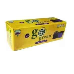Go Green 30 Pcs 19x21 inch Ecofriendly Garbage Bag Box (Pack of 3)