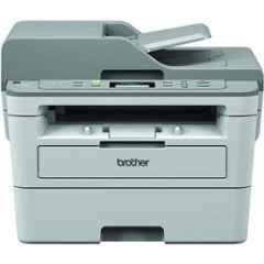Brother DCP-B7535DW All-in-One Grey Wireless Printer with Automatic 2-Sided Printing