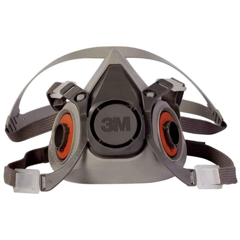 3M 6200 Standard Medium Half Facepiece Reusable Respirator