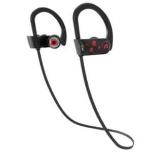 boAt Rockerz 261 Red Wireless Headset with Mic