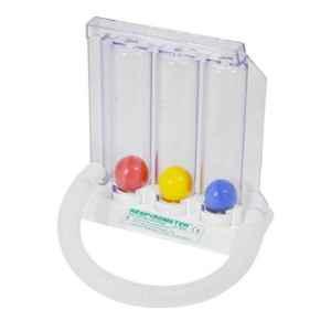 Romsons GS-6018 3-Ball Respiratory Exerciser