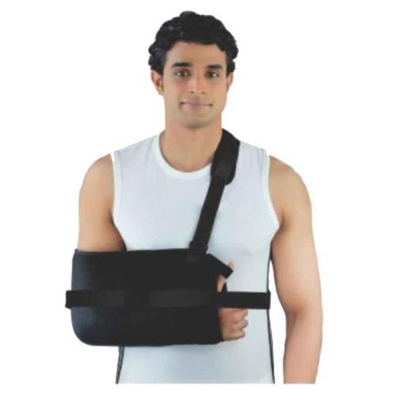 Dyna Large Breathable Fabric Innolife Arm Sling with Strap, 1604-004