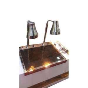 Taikong, Taiwan 500W Luxury Food Warmer 2 Lamp (Glass) for Commercial