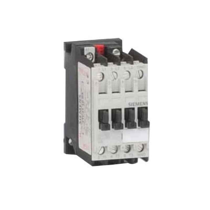 Siemens Sicop 9A 110V 1NO Triple Pole Contactor, 3TF30100AF0