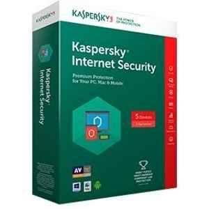 Kaspersky Internet Security 2016 3 PC 3 Year Software