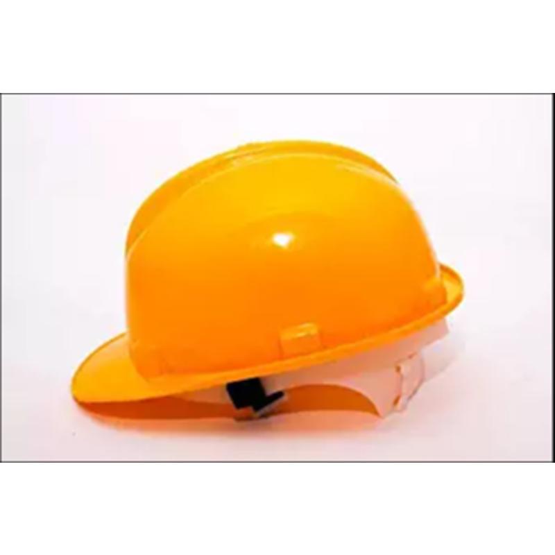 Shreeji Yellow Safety Helmet