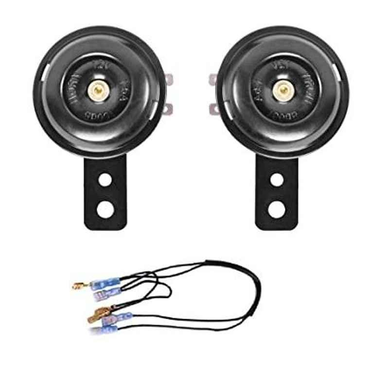 AOW High Tone Double Horn with Wire (12V,400 Hz,105-118 dB) for Yamaha SZ-RR