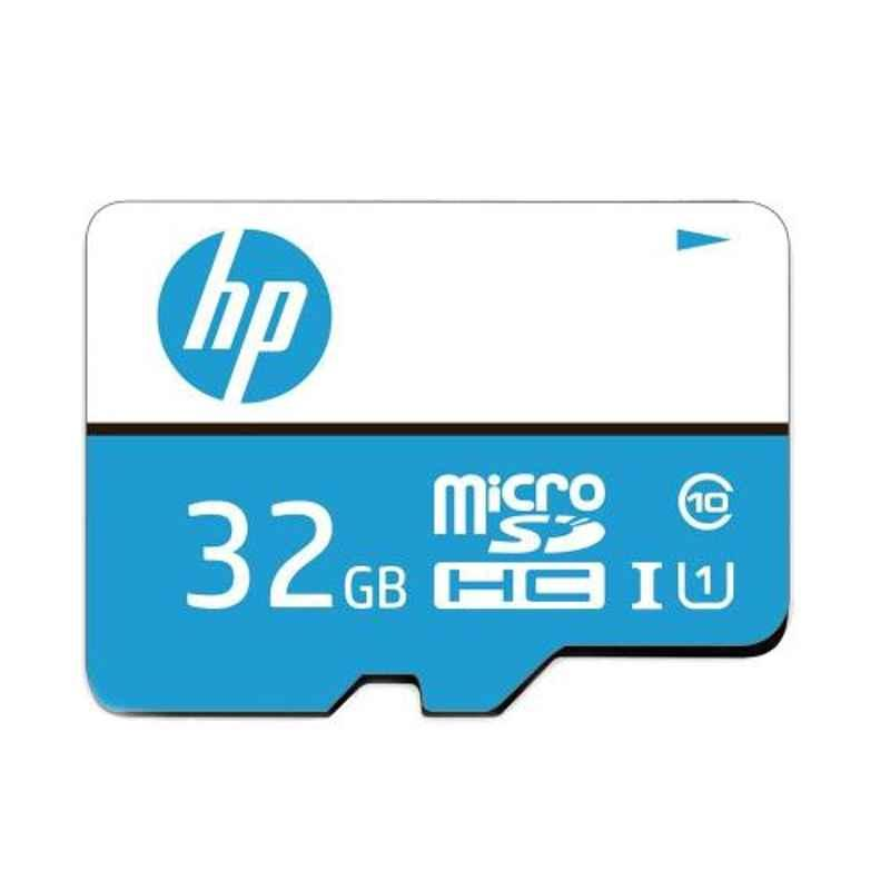 HP 32GB Micro SDHC Class 10 Memory Card
