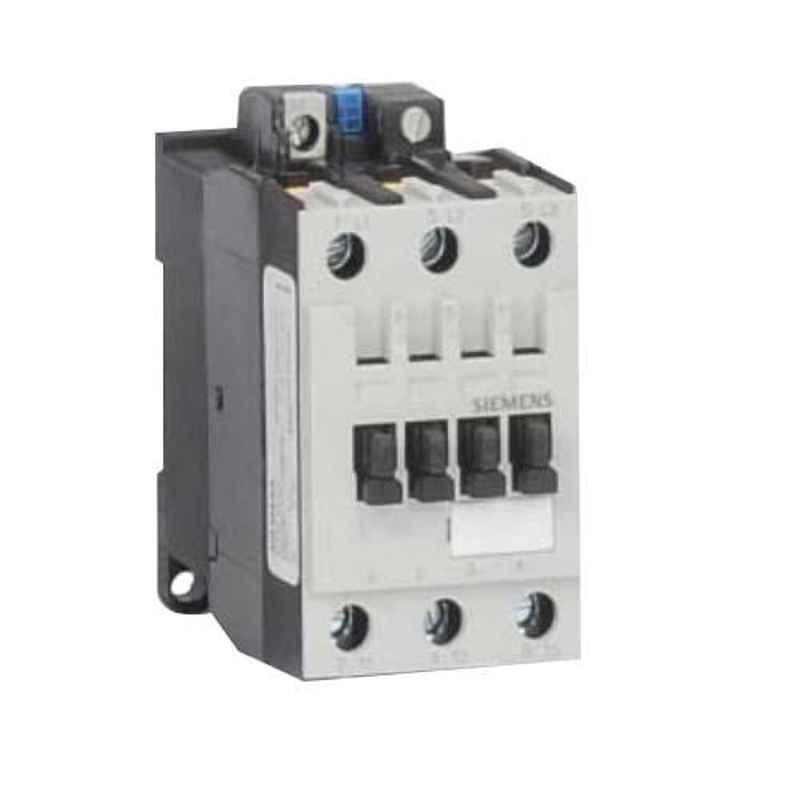 Siemens Sicop 38A 230V Triple Pole Contactor, 3TF35000AP0