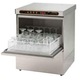 Star Fabricator 625x750x850cm Undercounter Glass Dishwasher, Capacity 45 Racks/Hr