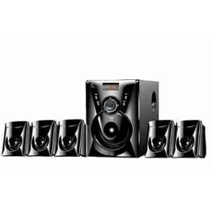 I kall TA-111 5.1 Channel Black Speakers