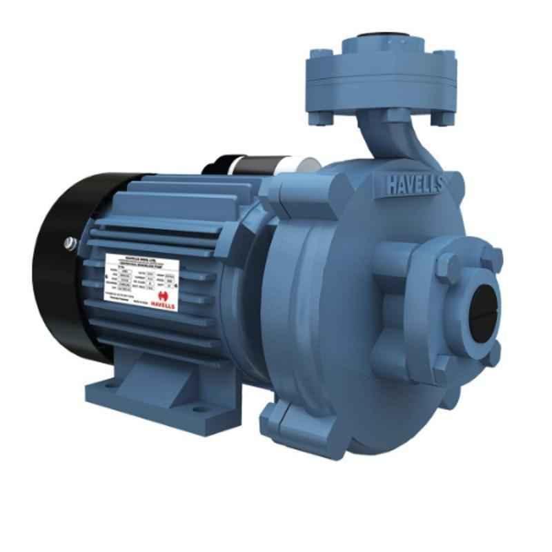 Havells CMM10 1HP CM Series Hi-Flow Centrifugal Monoblock Pump, MHPOCB1X00