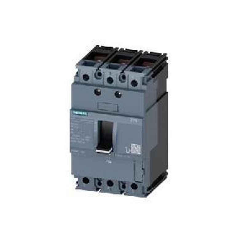 Siemens 3 Pole 25 A Molded Case Circuit Breaker 3VA1025-3ED32-0AA0