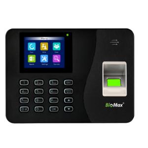 Biomax N-WL20 Wireless Biometric Time Attendance Machine