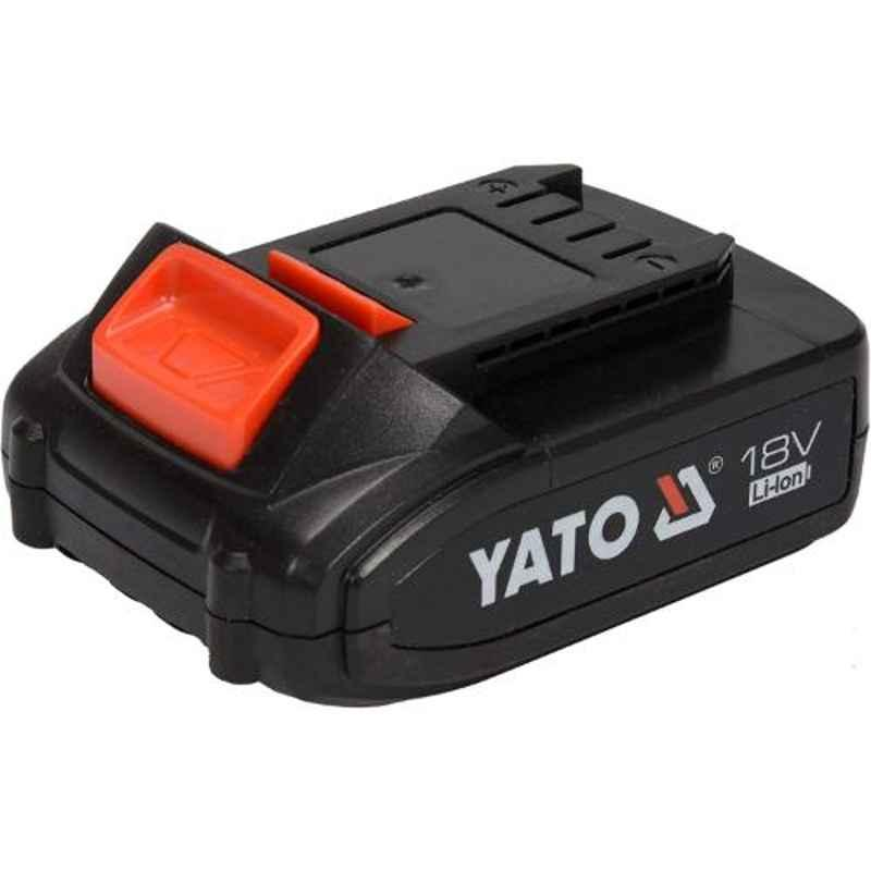 Yato 18V 2Ah Li-ion Battery, YT-82842