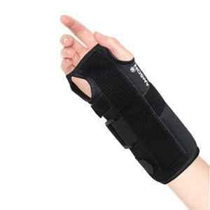 Samson Small Black Wrist Splint, WR-0801