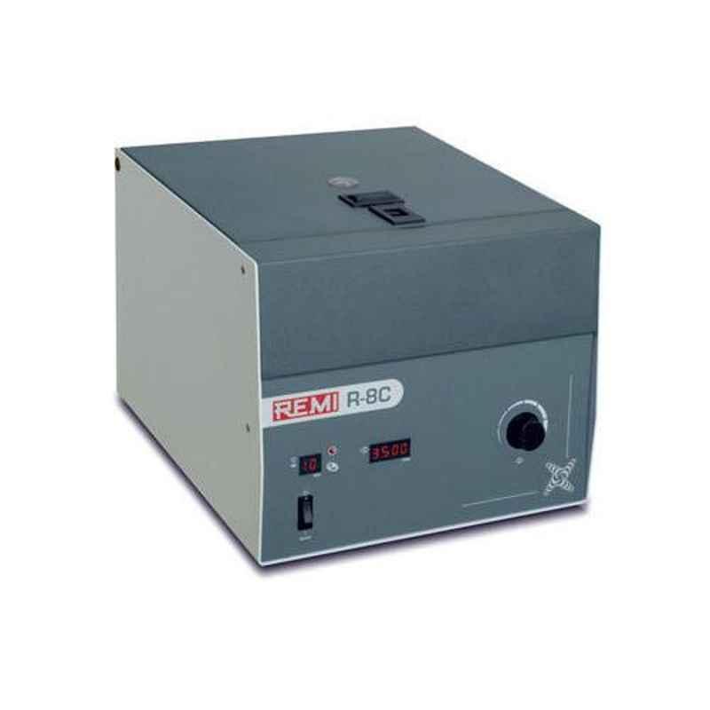 Remi Revolutionary General Purpose Centrifuge Machine, R-8C, 8x15 ml