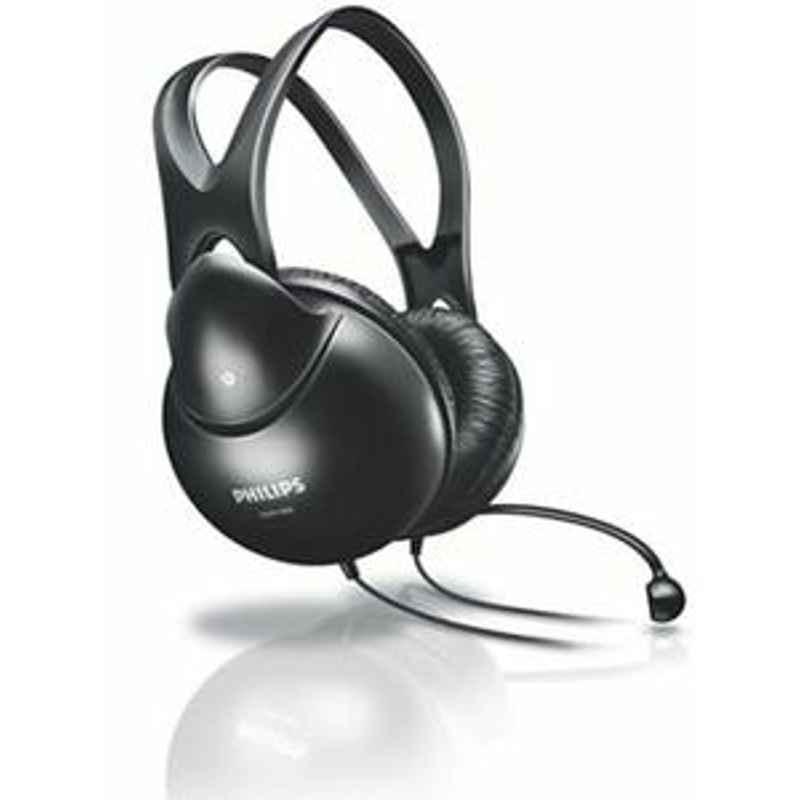 Philips Black Over Ear Headset SHM1900