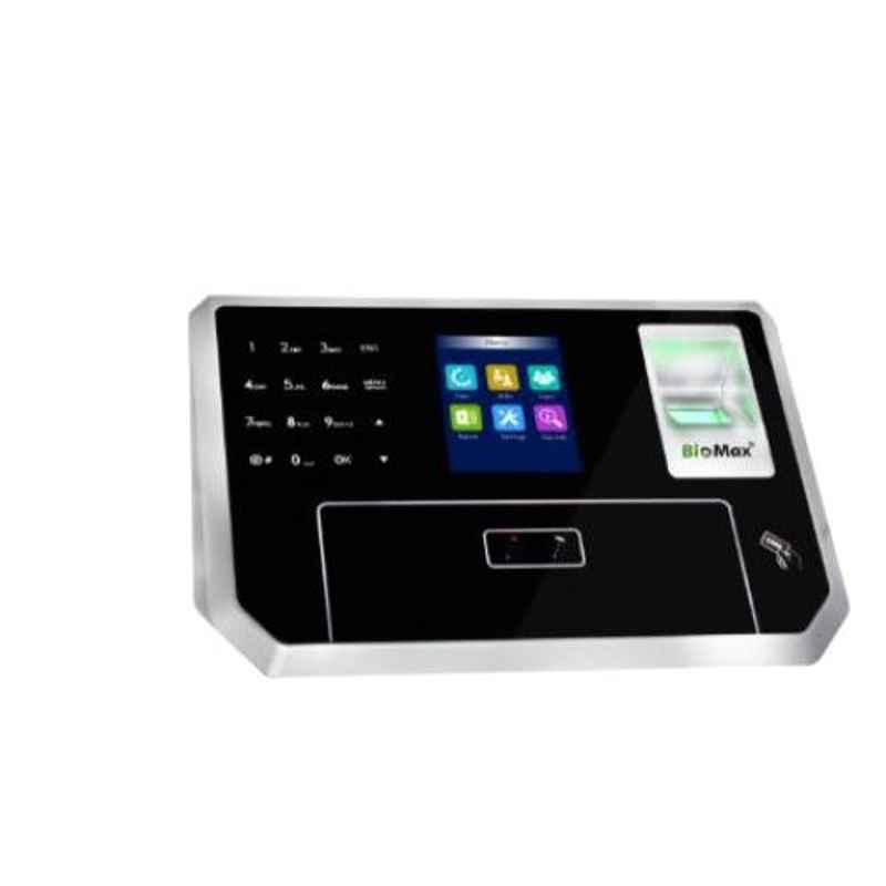 Biomax N-Ultraface Multi-Bio Time Attendance & Access Control System