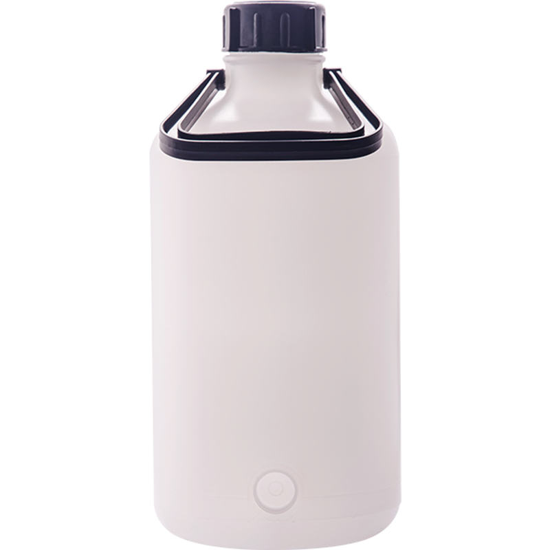 Abdos 10L HDPE Aspirator Bottle with Stopcock, P11502