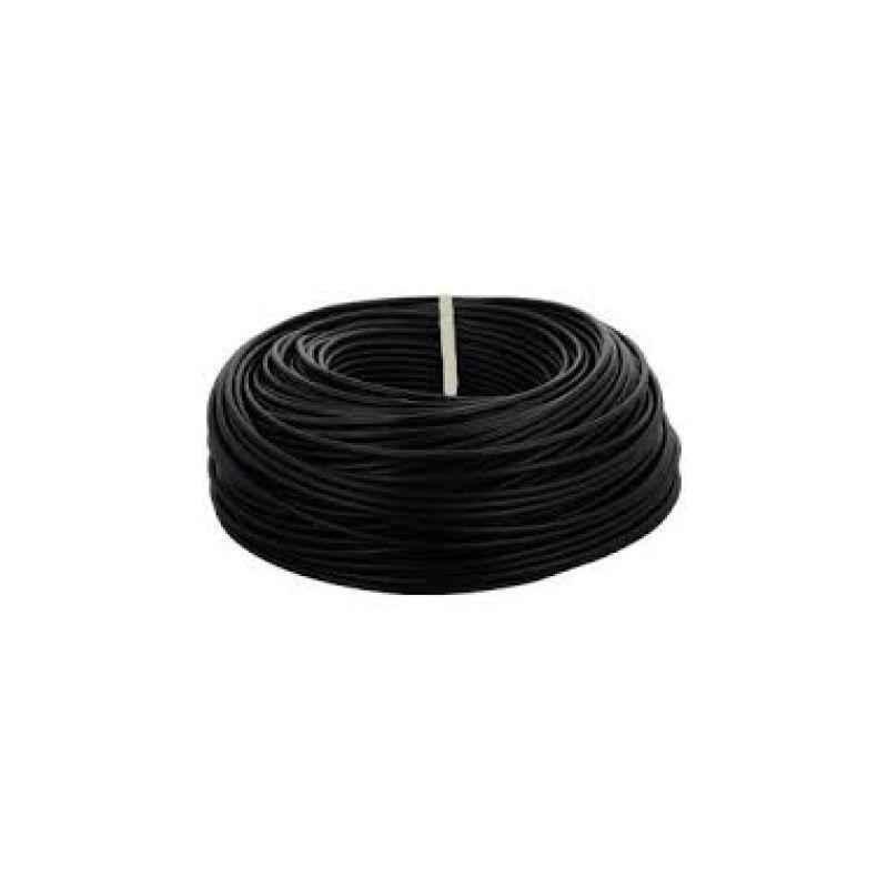 Premier 1.5 Sq mm Black House Wire, Length: 90 m