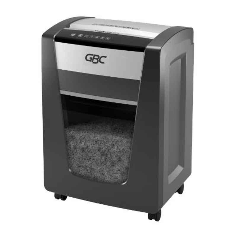 GBC ShredMaster M515 30L Micro Cut Shredder, Capacity: 15 Sheets