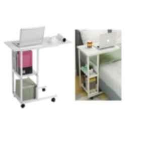 Suwas 800x400x850mm Steel & Wood Desktop Table, SU-DESKT-006