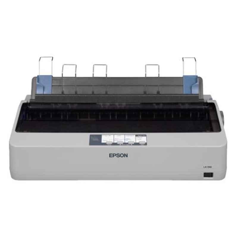 Epson LX1310 White Single Function Monochrome Printer