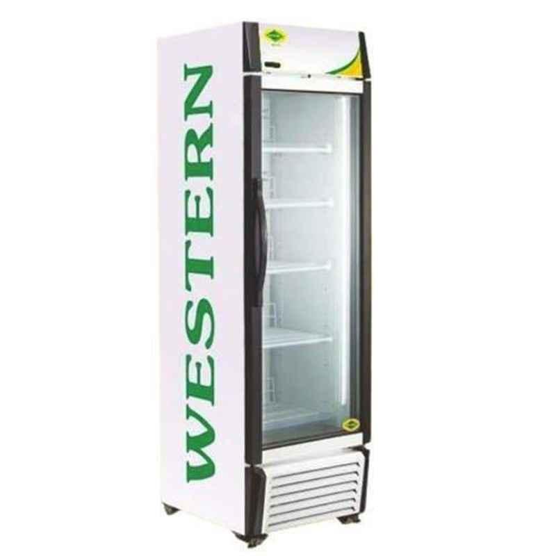 Western 465L Vertical Single Door Freezer, SRF500