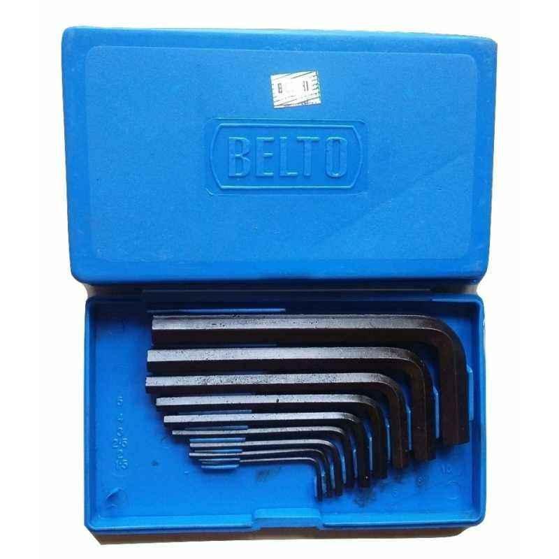 Belto Allen Key Set (Pack of 5)
